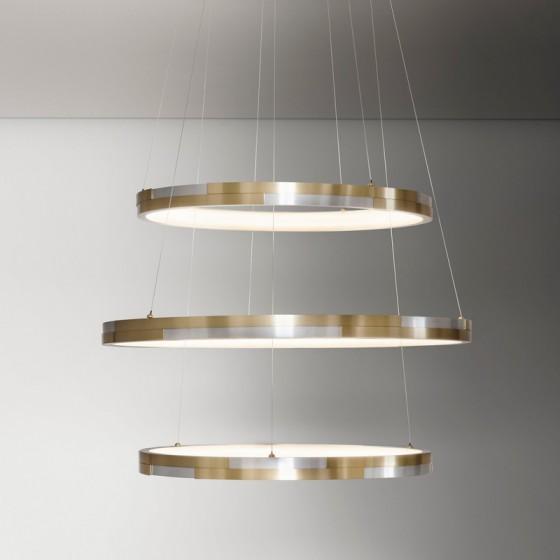 Trilogy Suspension Lamp