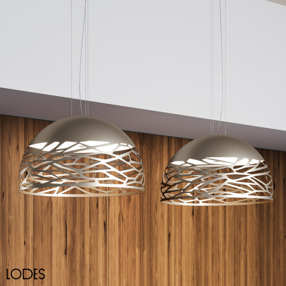 Kelly Dome Suspension Lamp