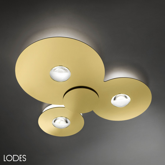 Bugia Triple Ceiling Lamp