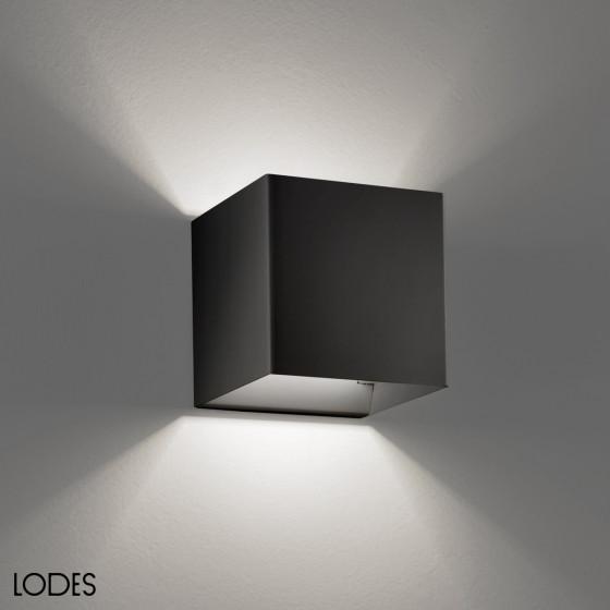 Laser Cube Wall Lamp