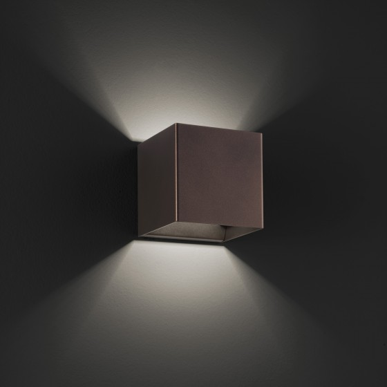 Laser Cube Wall Lamp