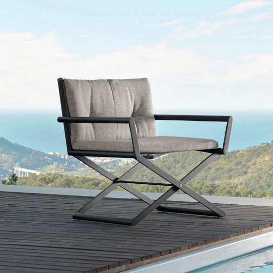 Domino Movie Director Lounge Chair