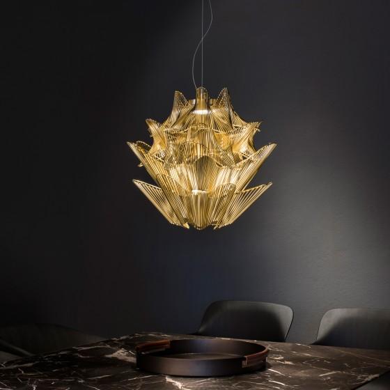Moiré Suspension Lamp