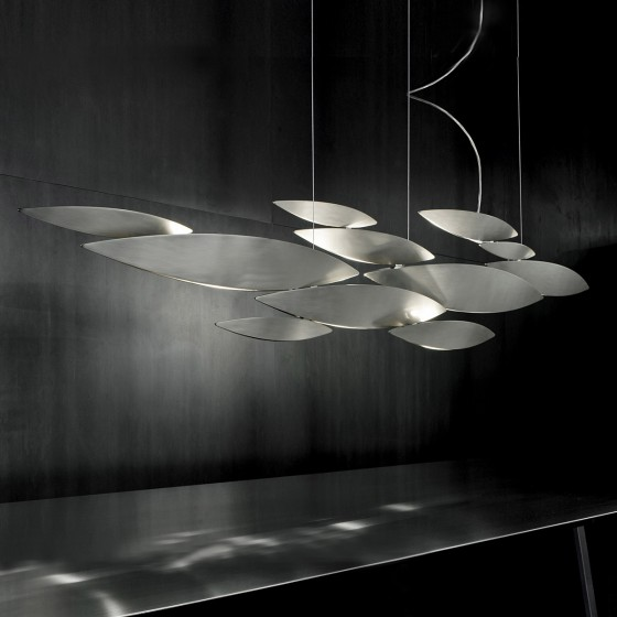I Lucci Argentati Suspension Lamp