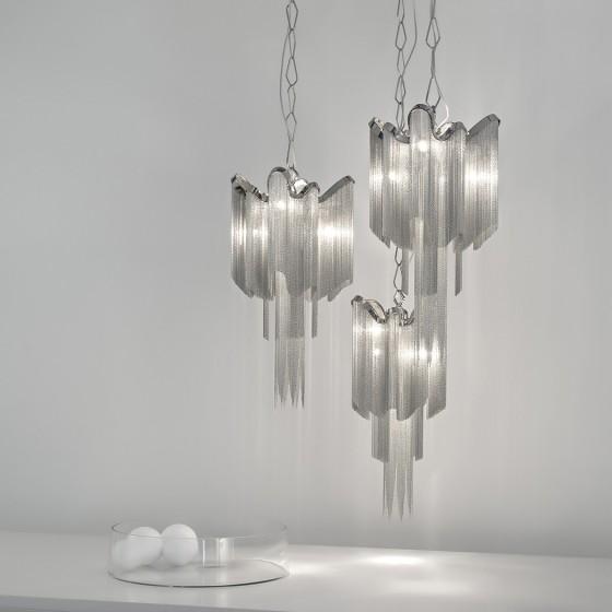 Stream Suspension Lamp