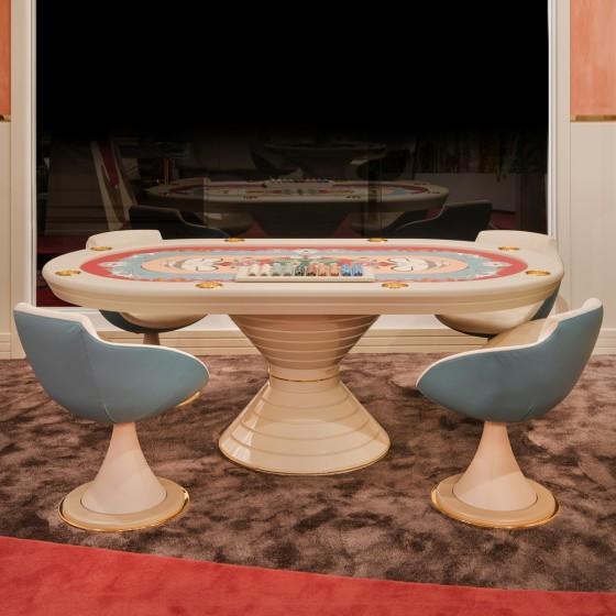Vegas Poker Table (8 players)