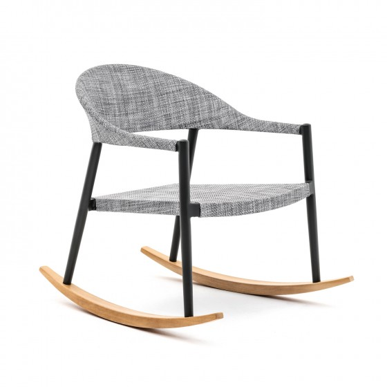 Clever Rocking Lounge Chair