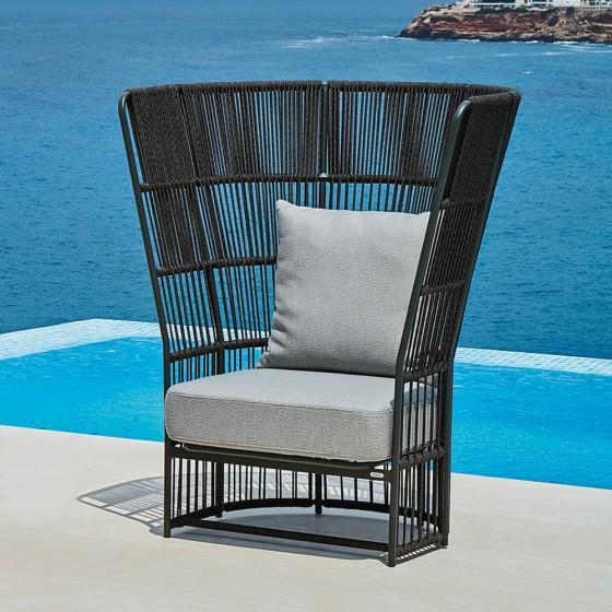 Tibidabo High Lounge Chair