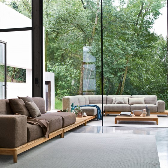 Barcode Sectional