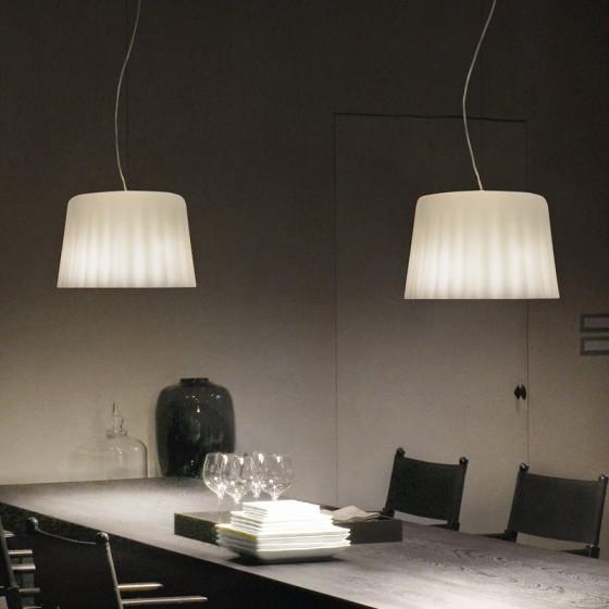 Cloth Suspension Lamp