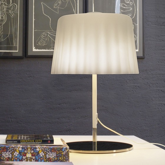 Cloth Table Lamp