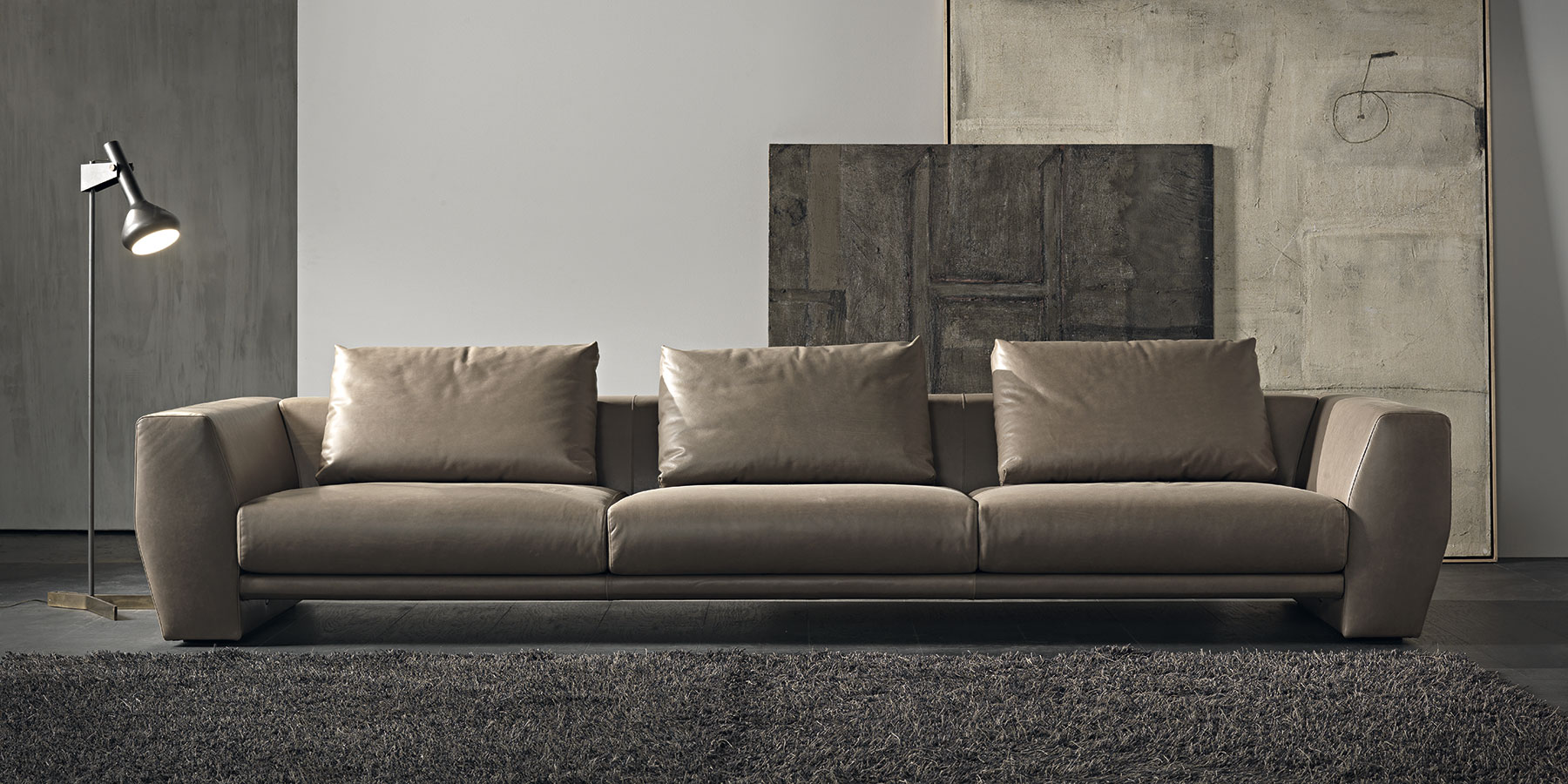 Italian High End Hyper Sofa Italian Designer Luxury