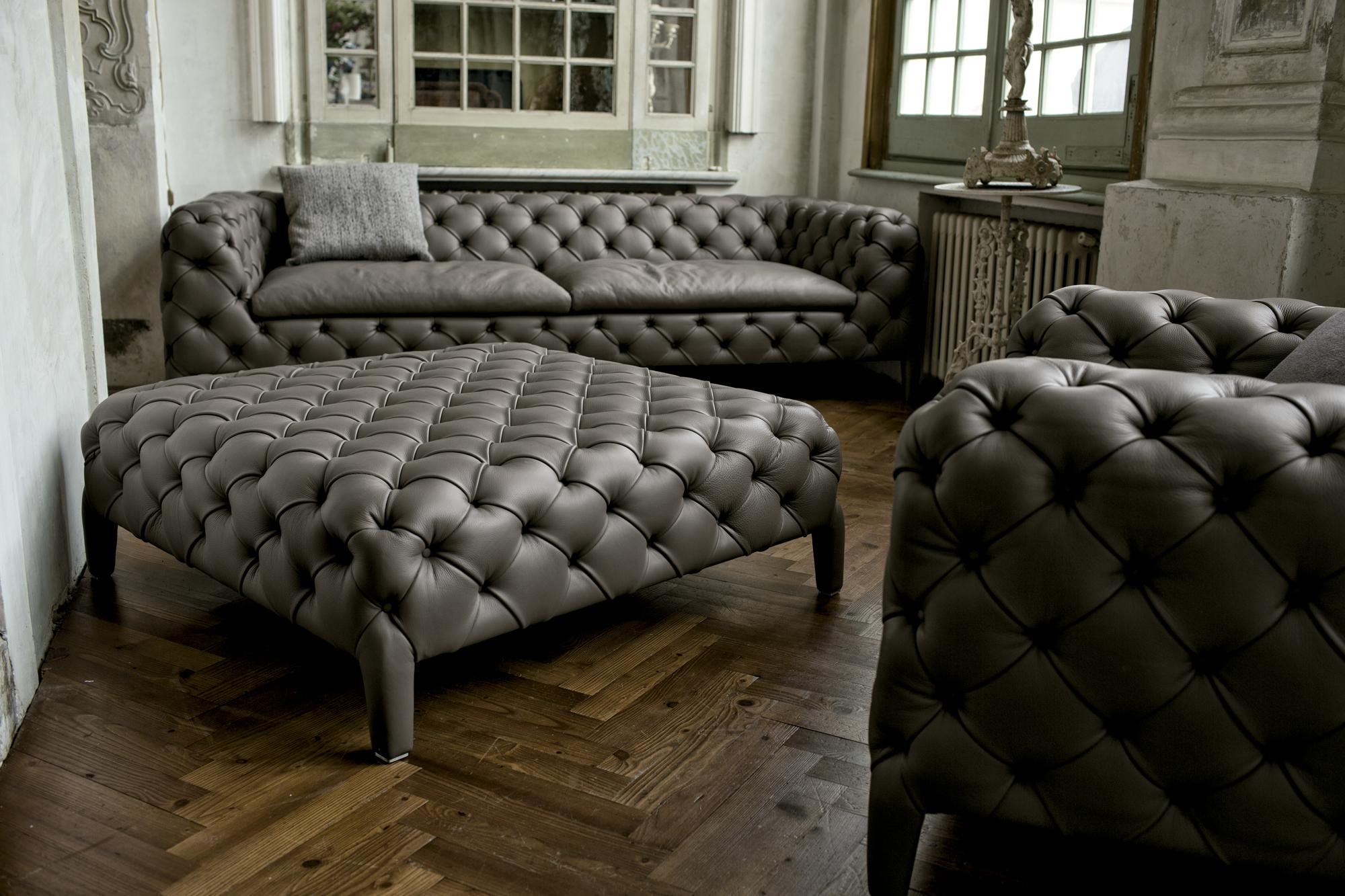 Contemporary Hand-made Windsor Sofa - Italian Designer ...