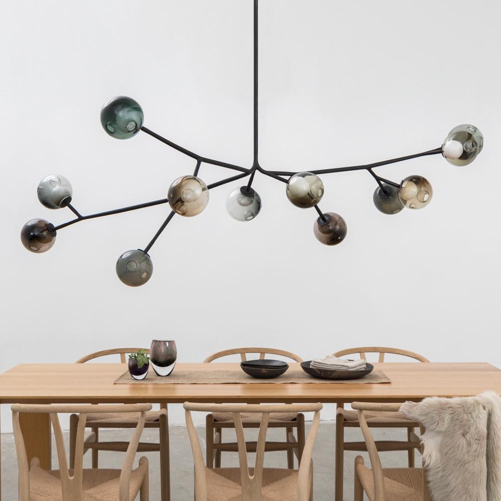 Classy 28 Armature Ceiling Lamp Designer Luxury Lighting At Cassoni