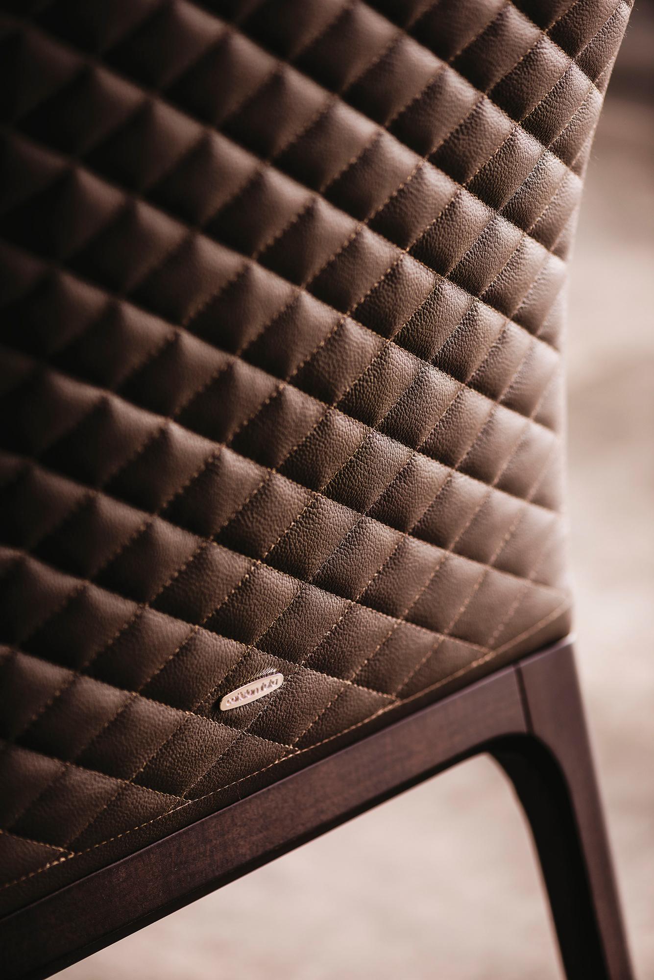 Luxury Italian Arcadia Couture Chair Italian Designer