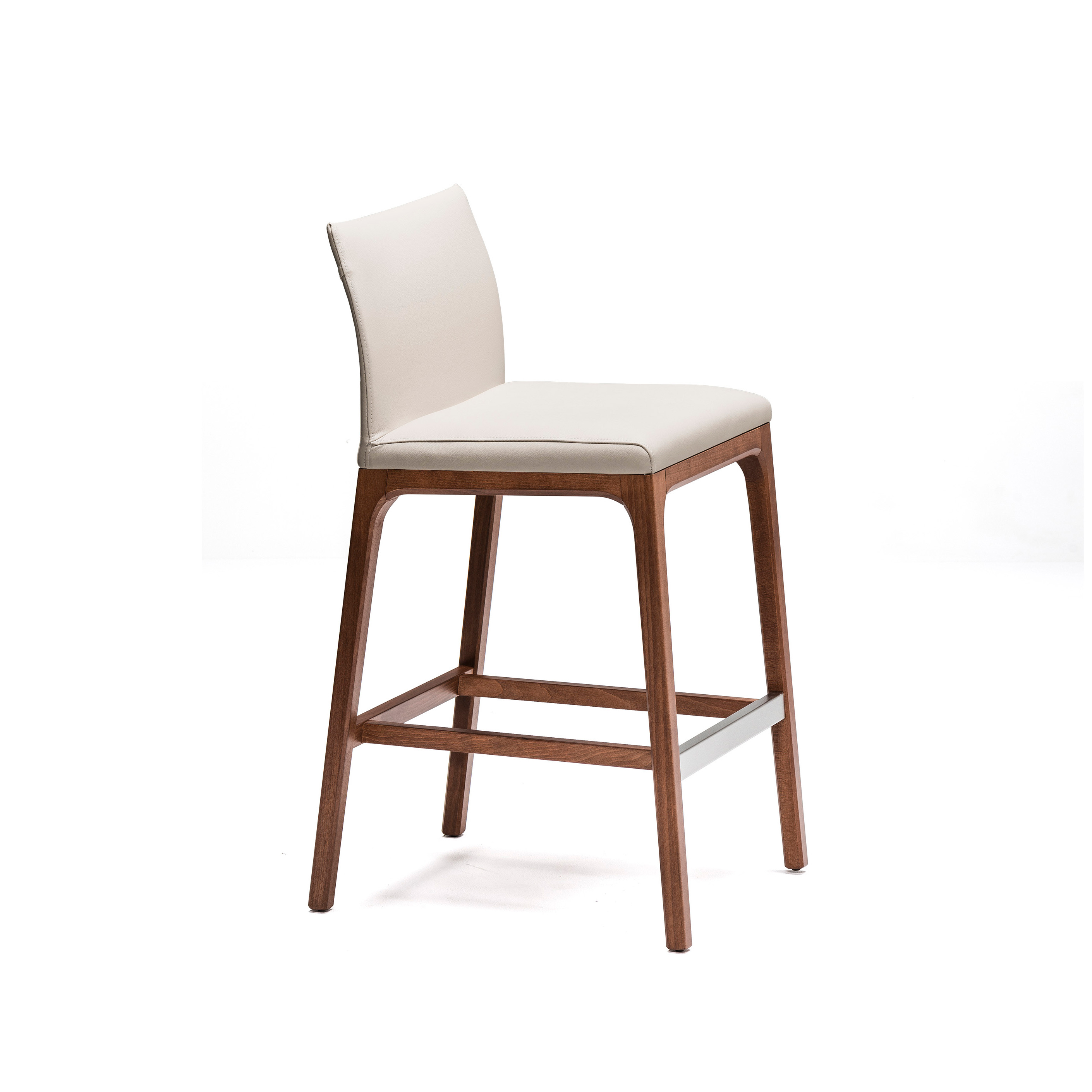 Arcadia Luxury Contemporary Stool Italian Designer