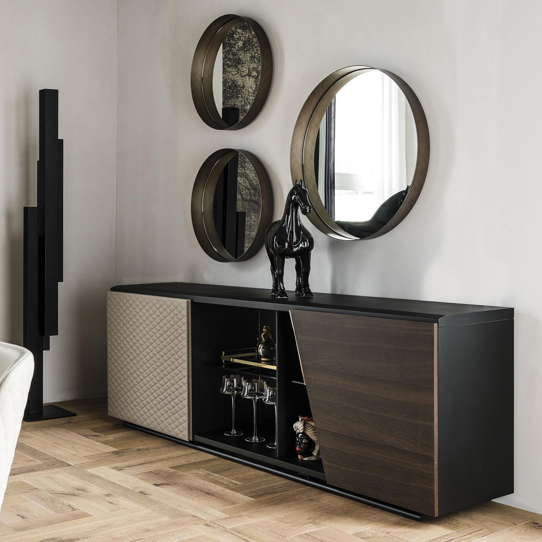 Sideboard Designer luxury italian aston sideboard - italian designer & luxury furniture