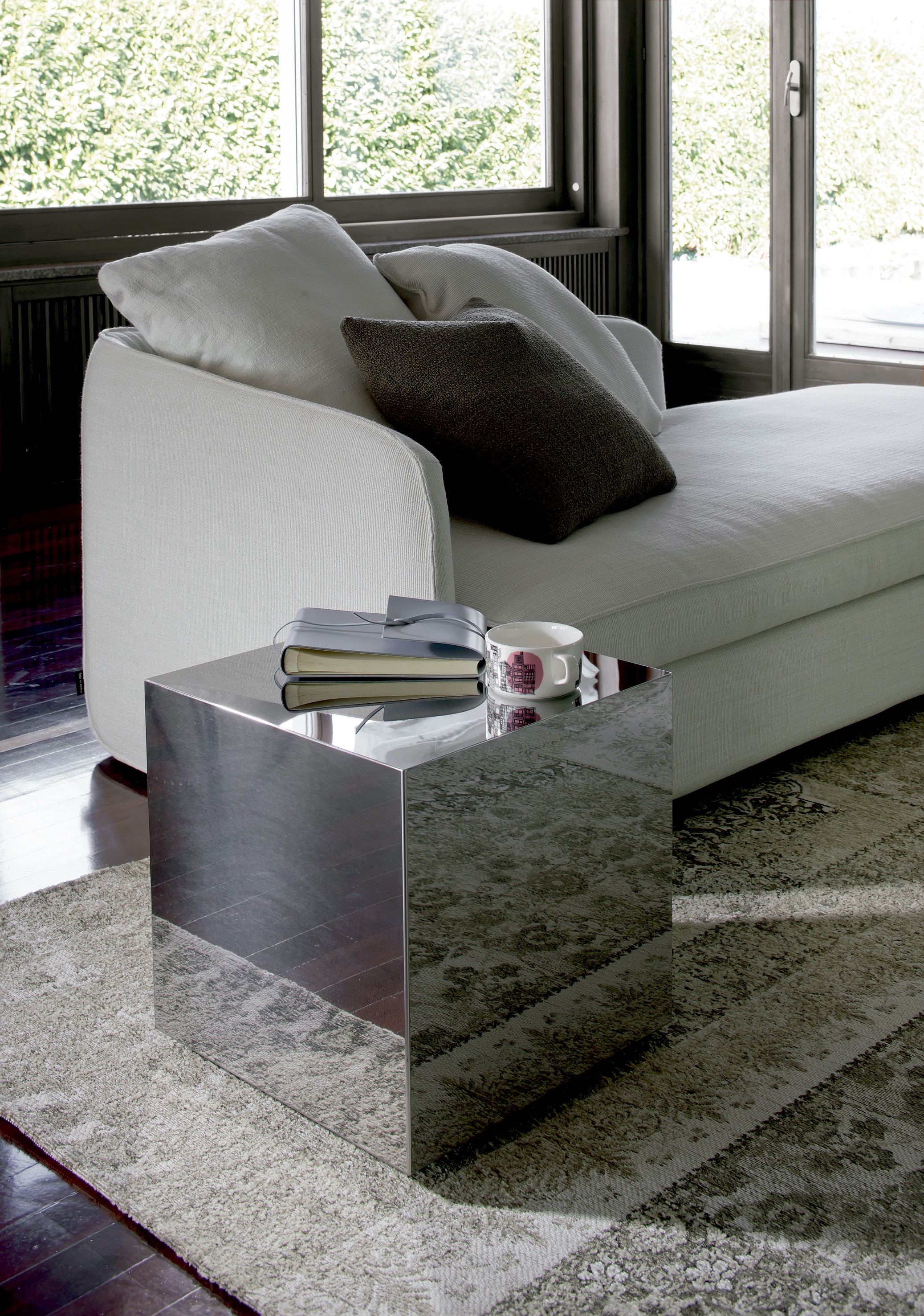 high end contemporary dadox coffee table italian