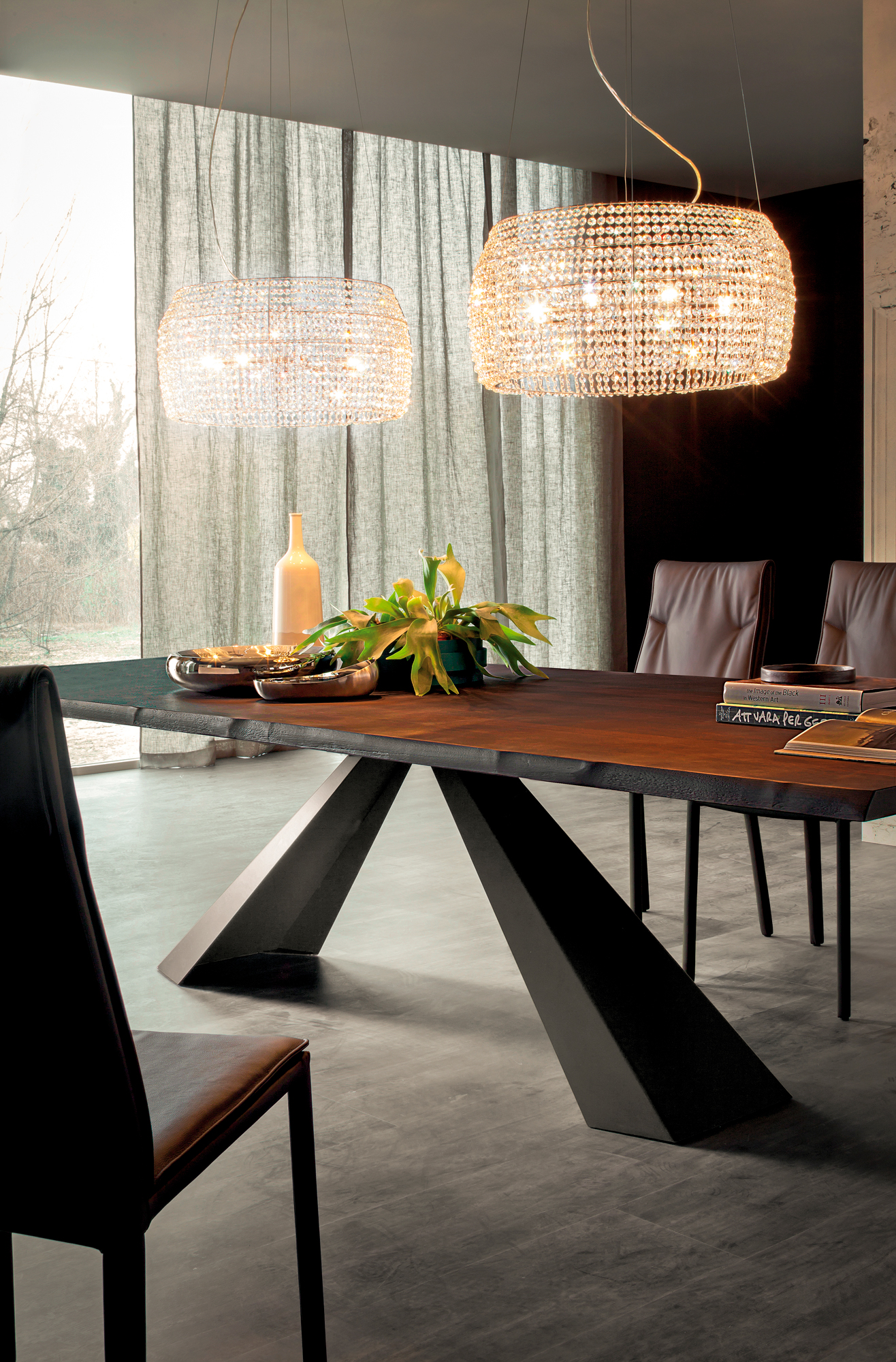 Table Tennis Room Design: Eliot Wood Luxury Contemporary Table