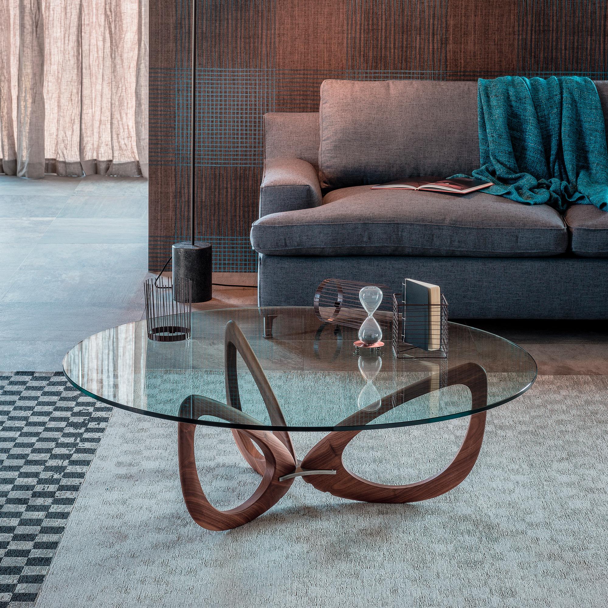 Helix High end Designer Coffee Table Italian Designer & Luxury