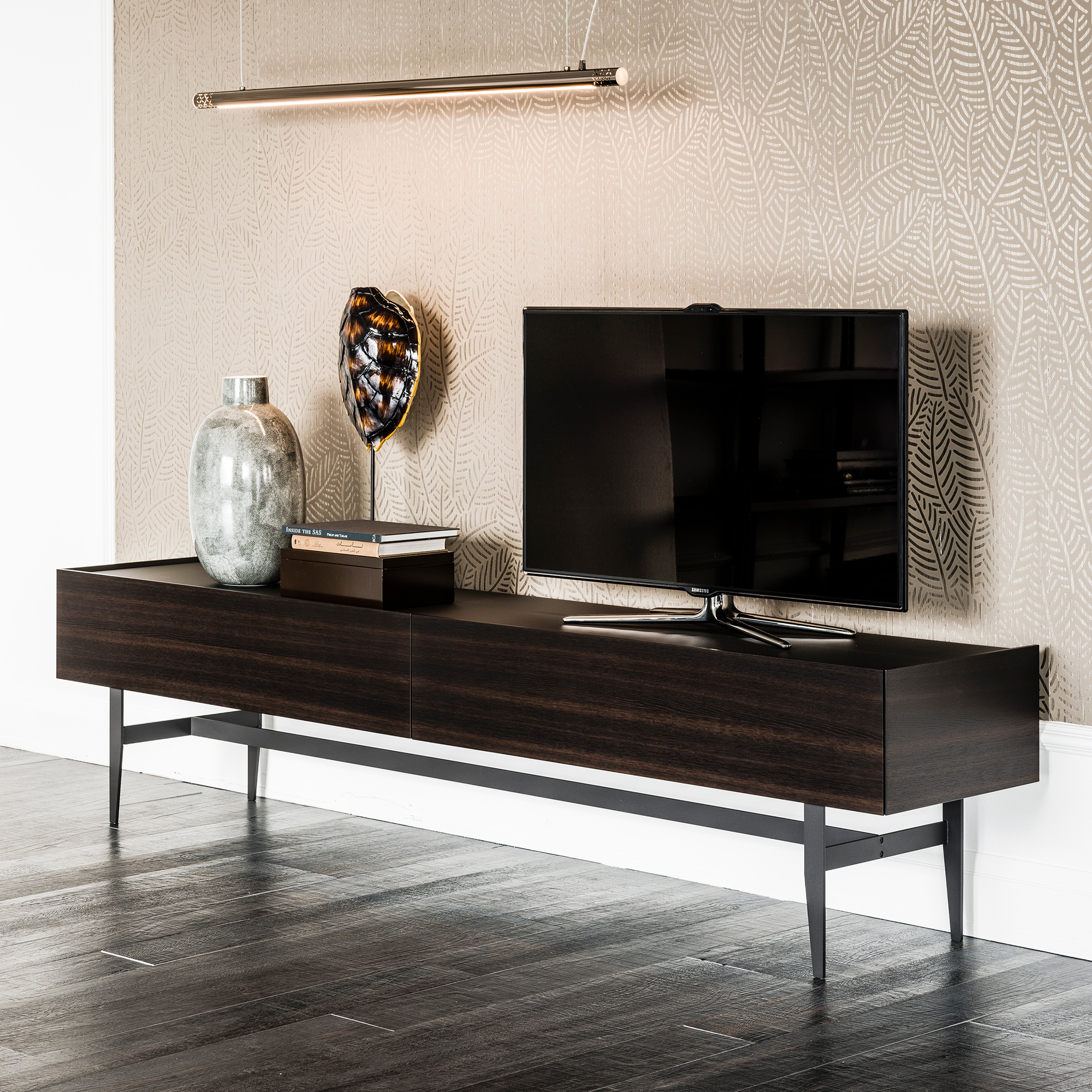 Luxury Horizon Italian Designer TV Stand - Italian ...