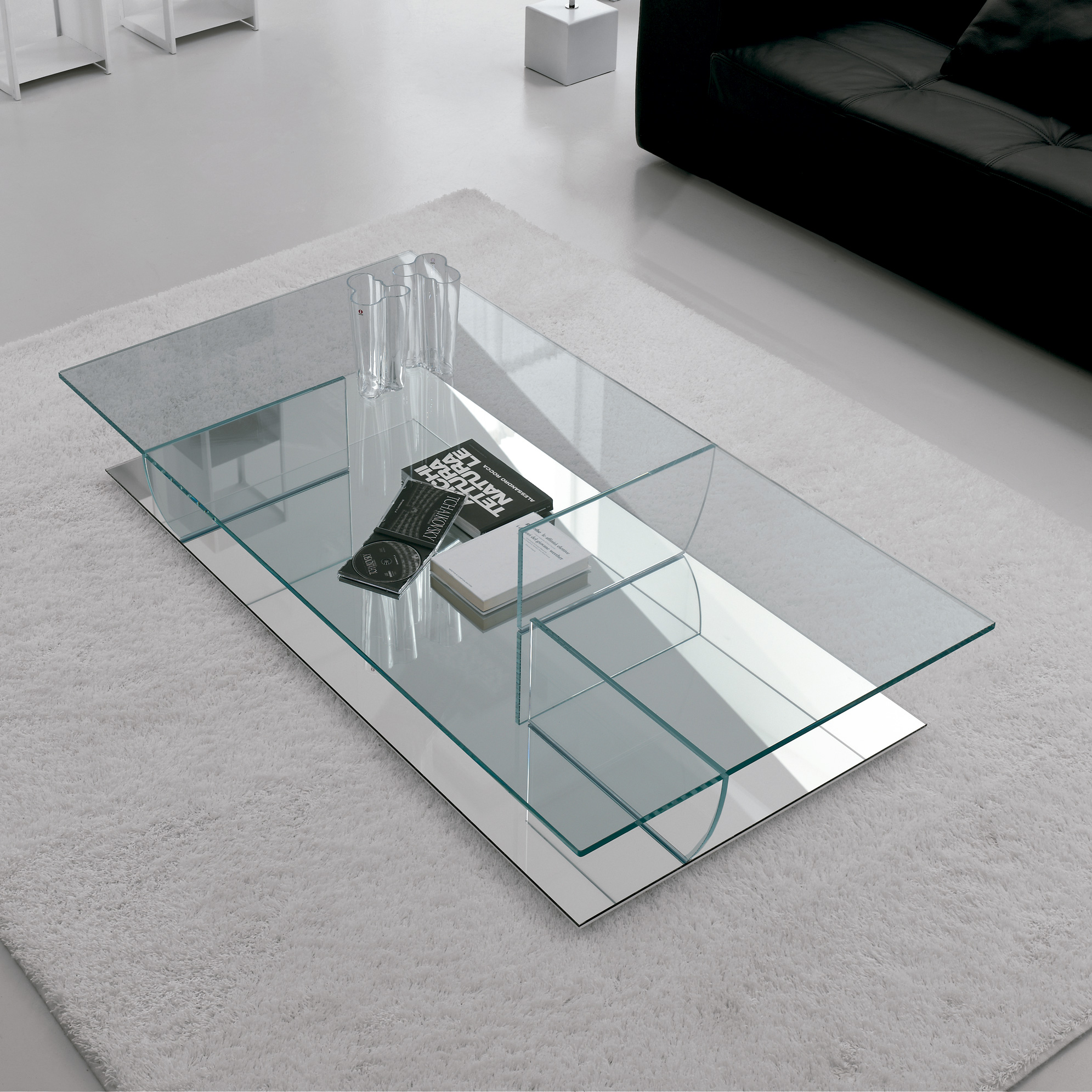High End And Luxurious Kadir Coffee Table Italian