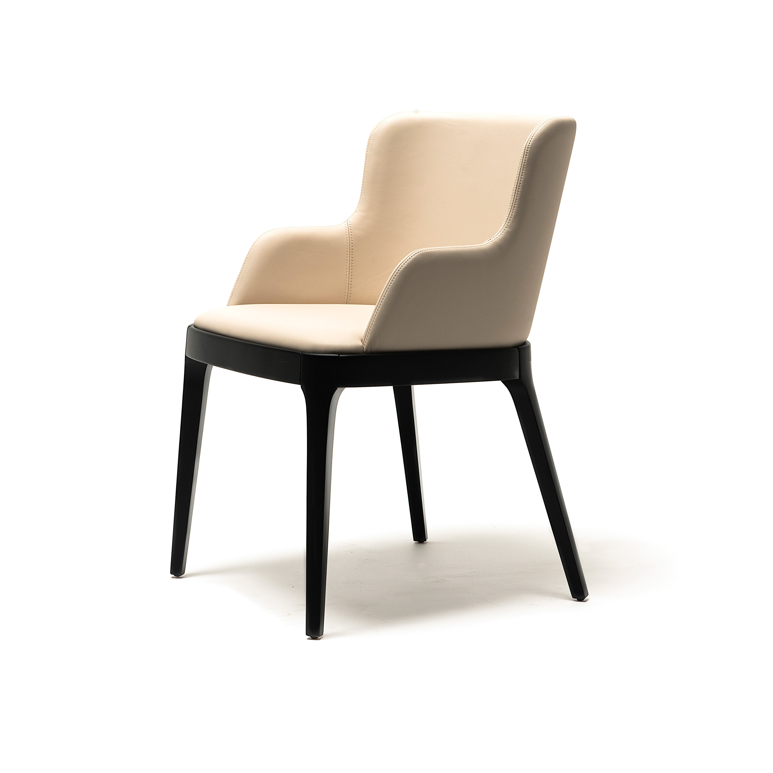 Modern Chairs Top 5 Luxury Fabric Brands Exhibiting At: Contemporary Italian Magda Armchair