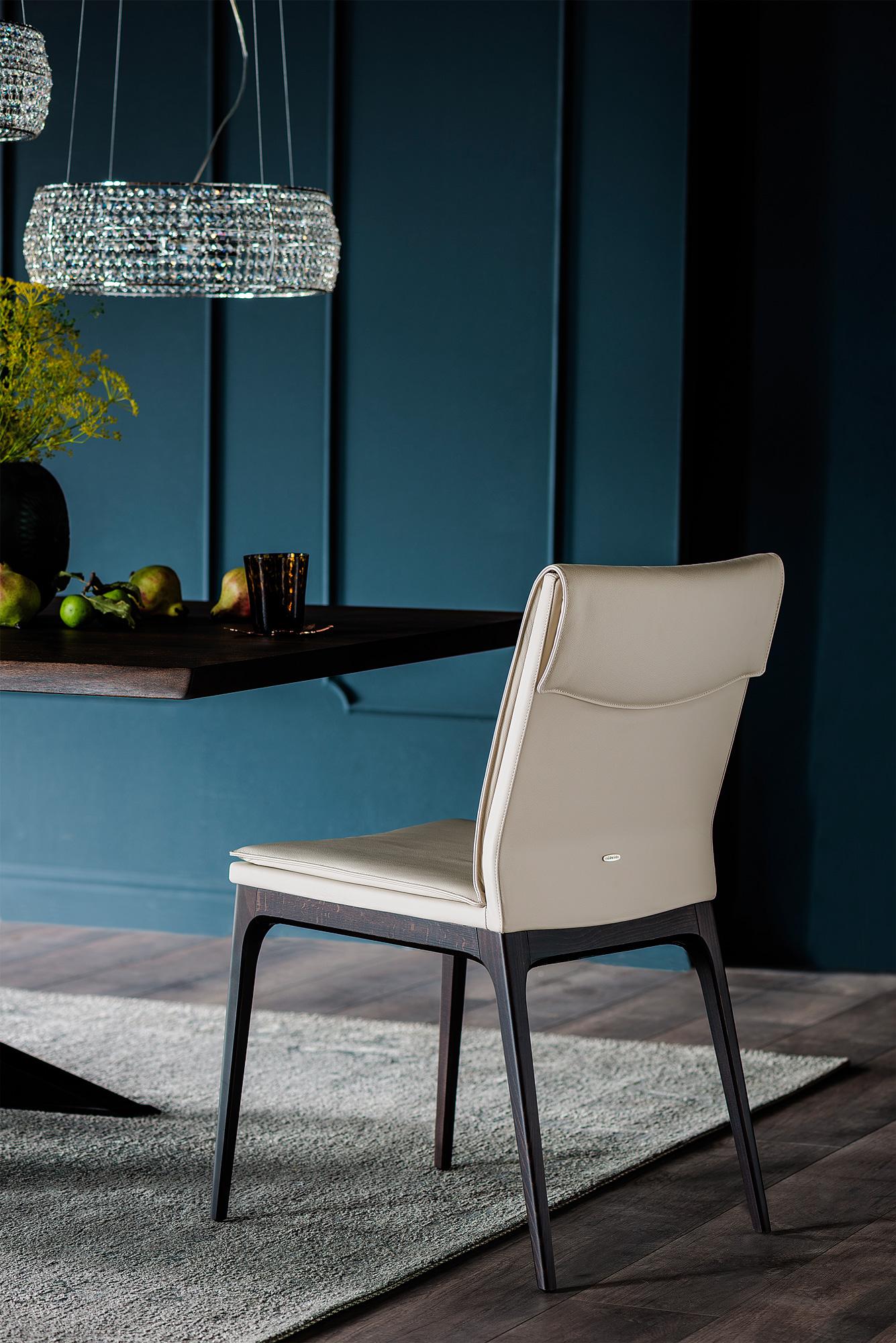 Luxury Contemporary Sofia Italian Chair