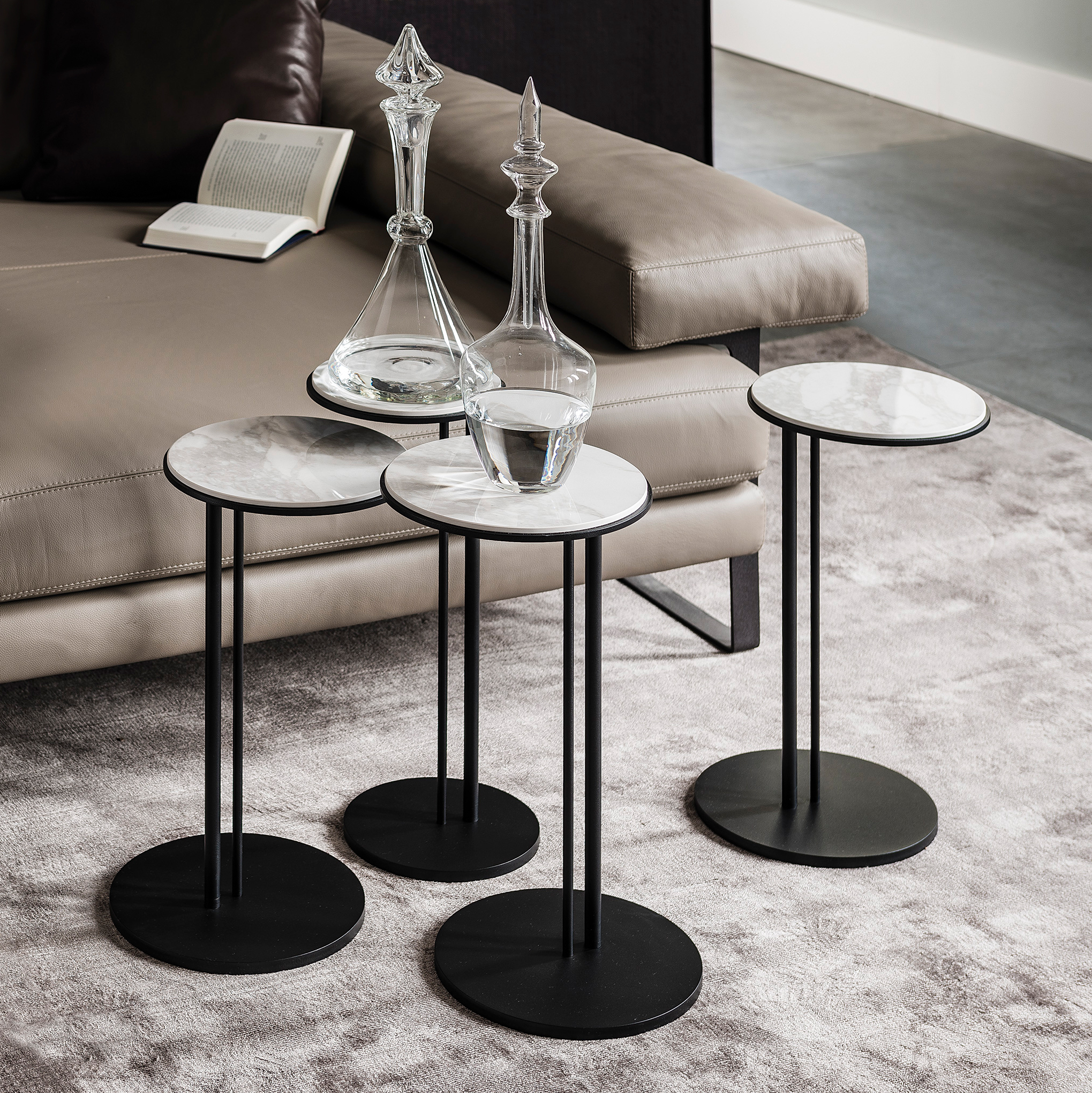 Luxury Italian Sting Side Table Italian Designer & Luxury