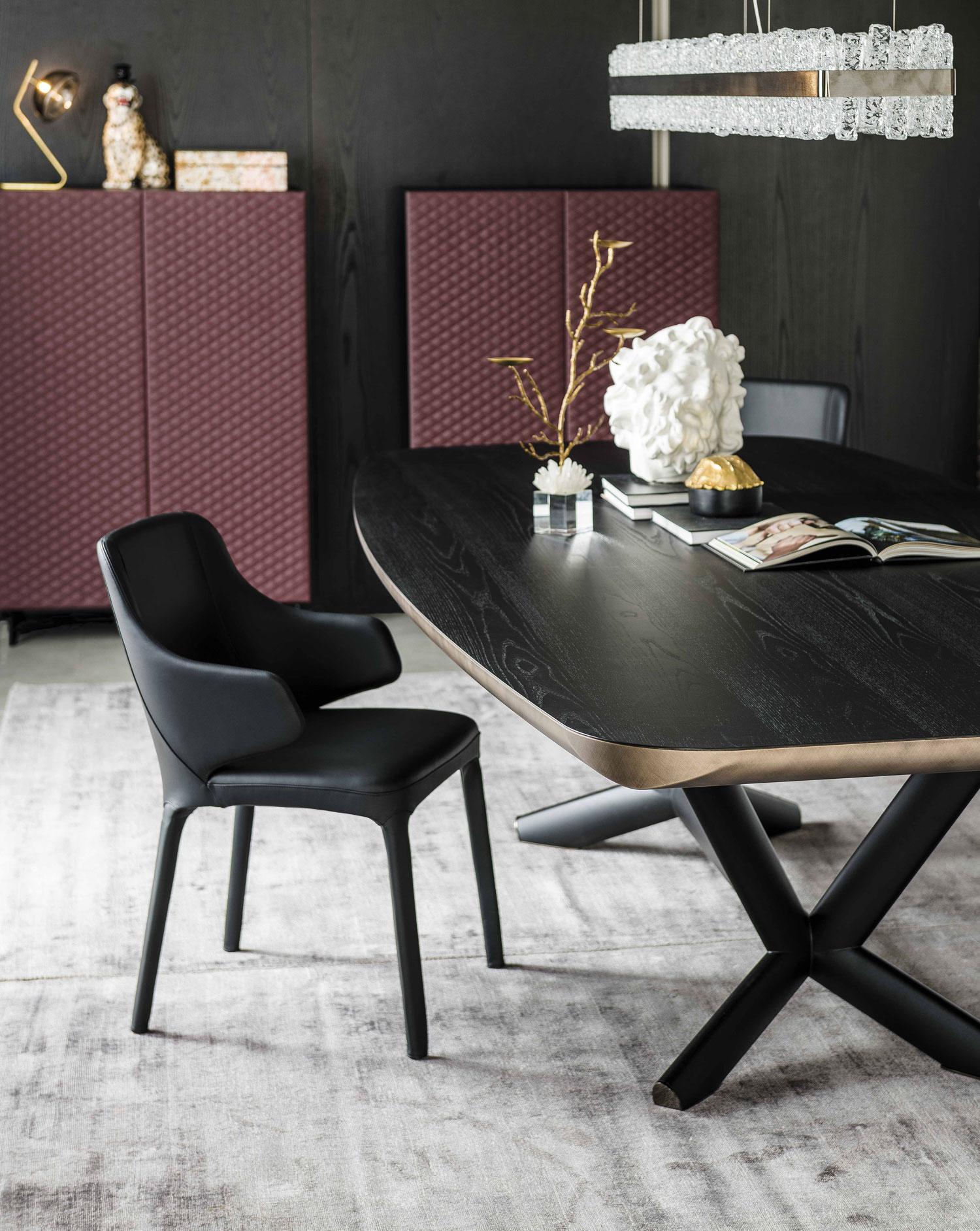 Italian Designer Wanda Armchair Italian Designer