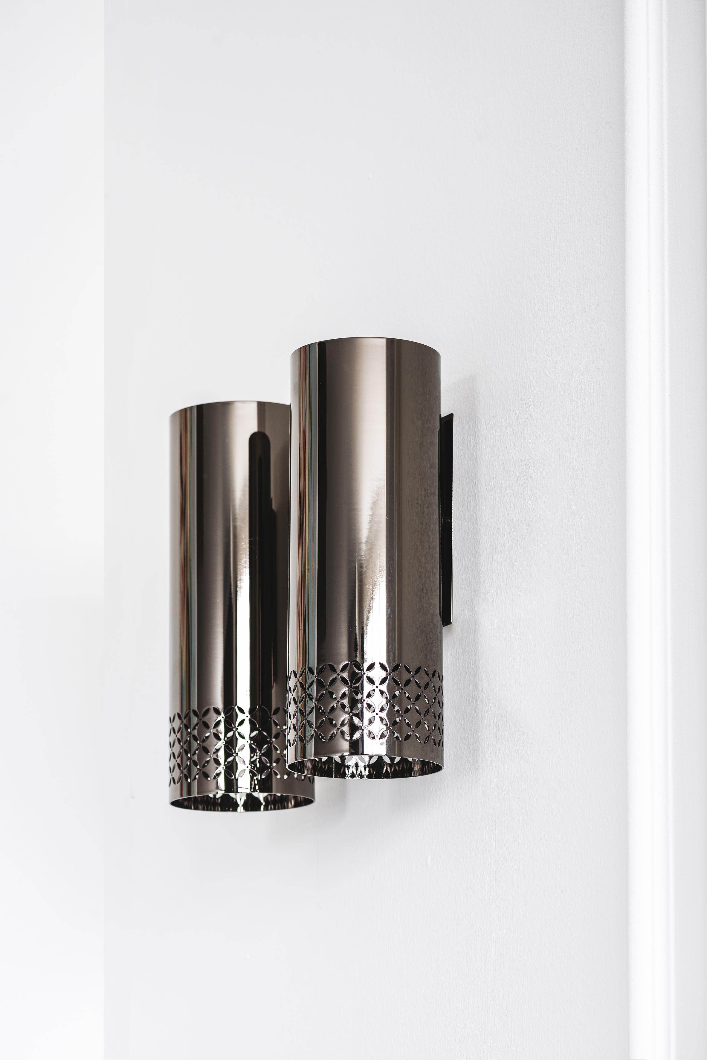 Italian Design Wall Lamps : High-End Italian Designer Zoom Wall Lamp - Italian Designer & Luxury Furniture at Cassoni