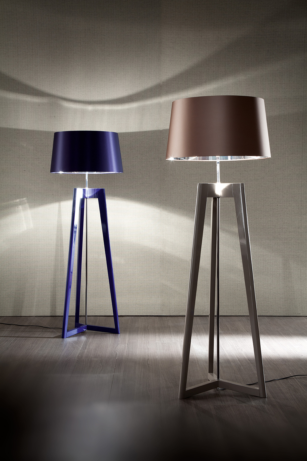 Bon Ton Floor Lamp