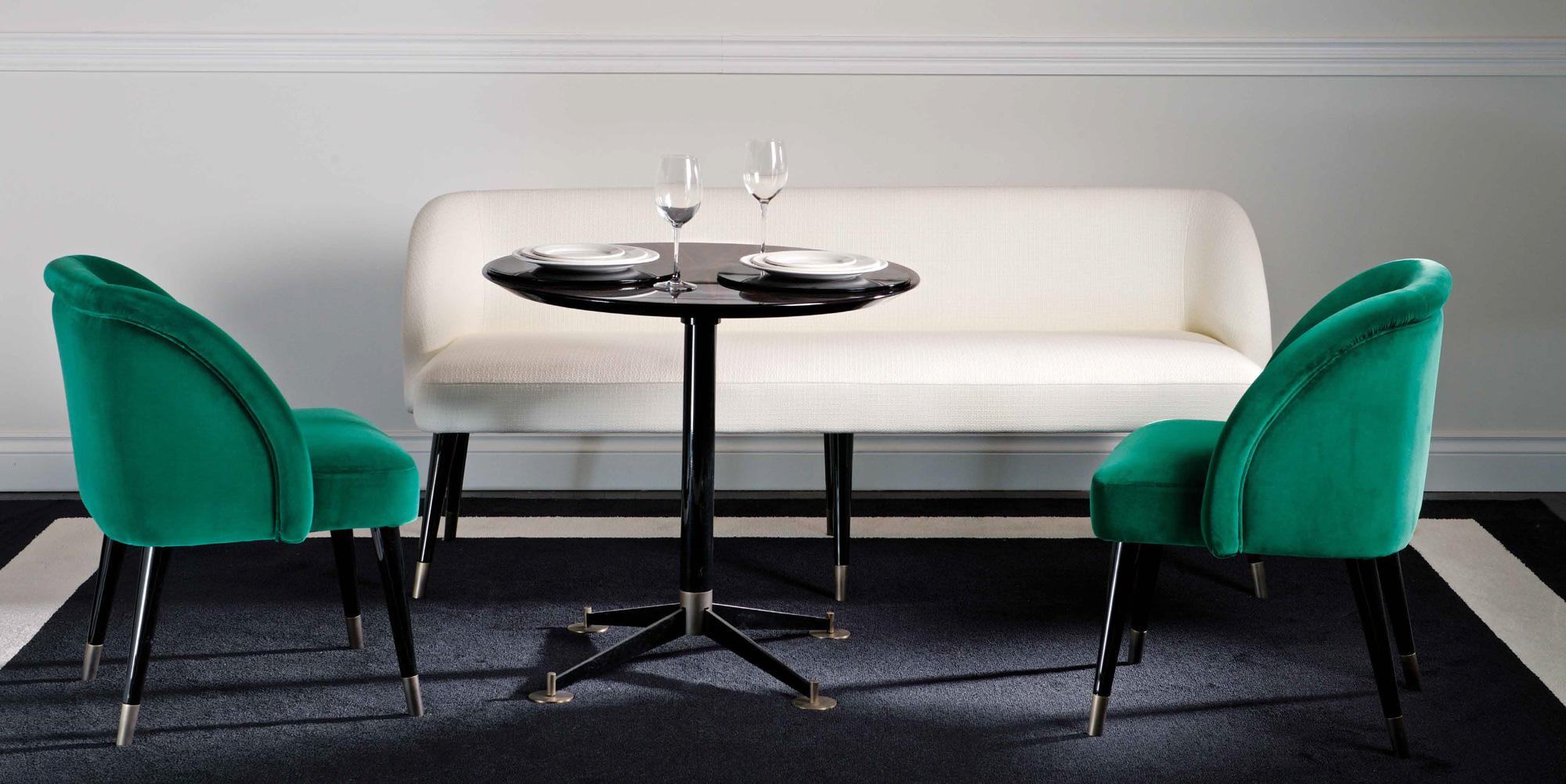 high end italian designer filippo bistrot table italian. Black Bedroom Furniture Sets. Home Design Ideas