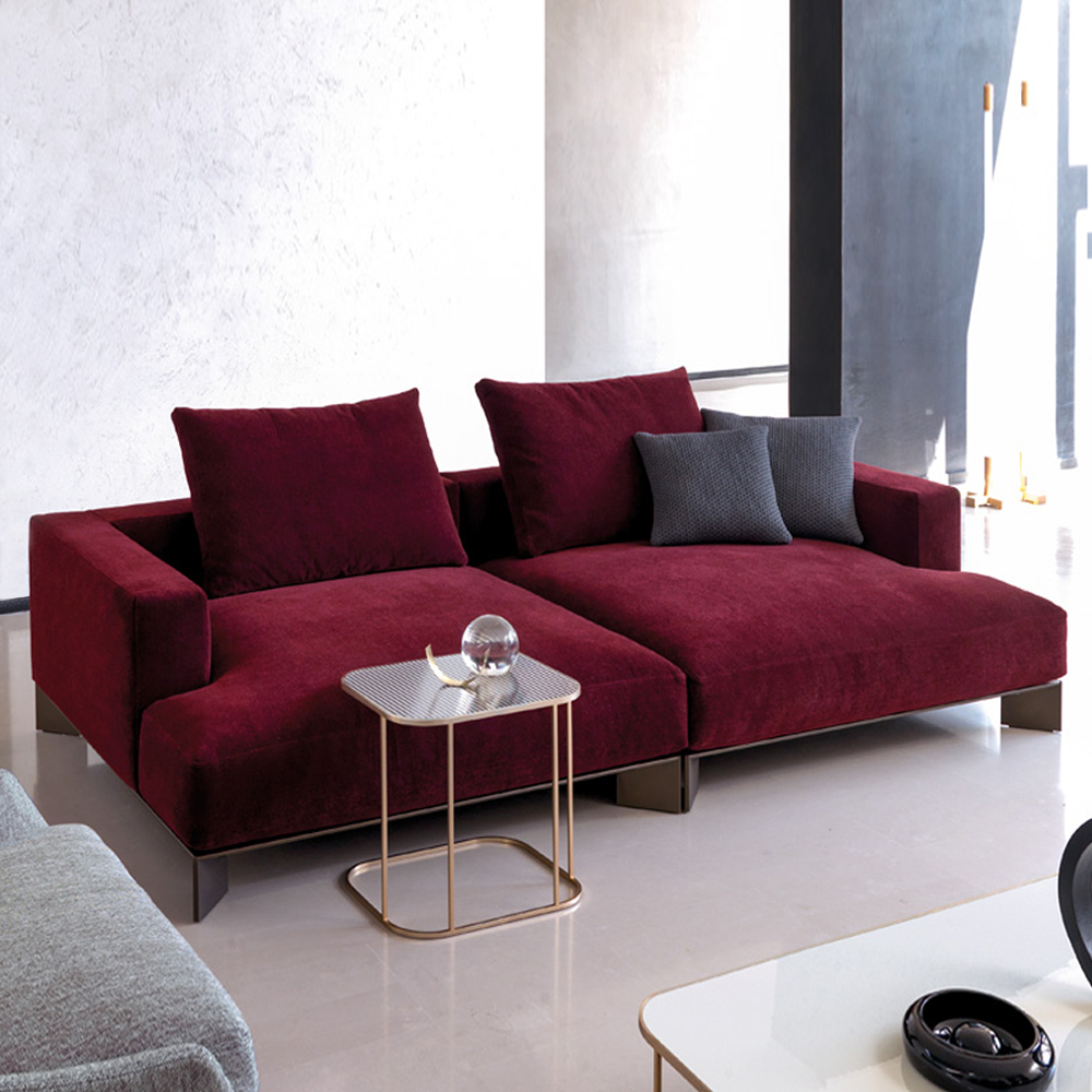 Excellent Italian Easton Chaise Lounge Italian Designer Luxury Creativecarmelina Interior Chair Design Creativecarmelinacom