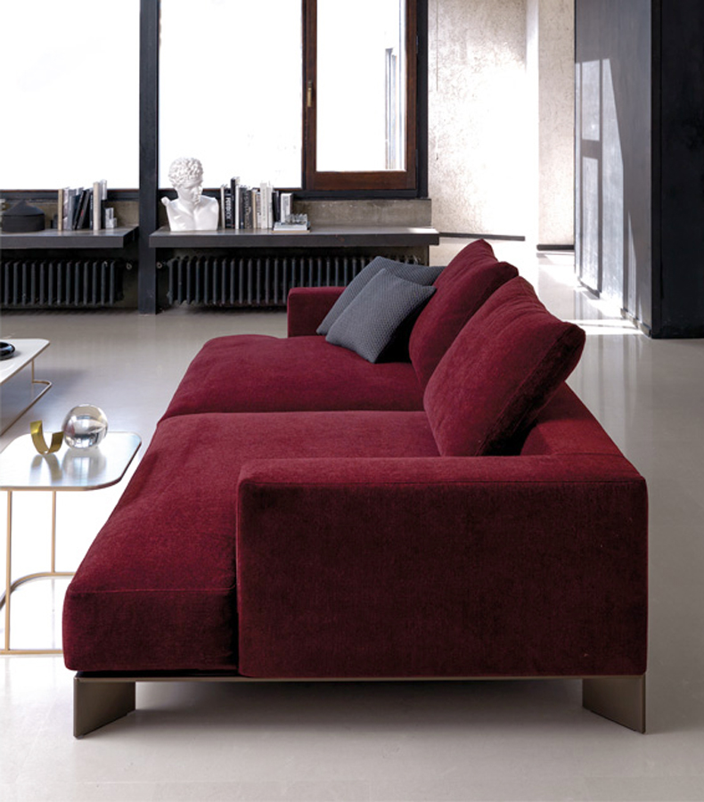 Astounding Italian Easton Chaise Lounge Italian Designer Luxury Creativecarmelina Interior Chair Design Creativecarmelinacom