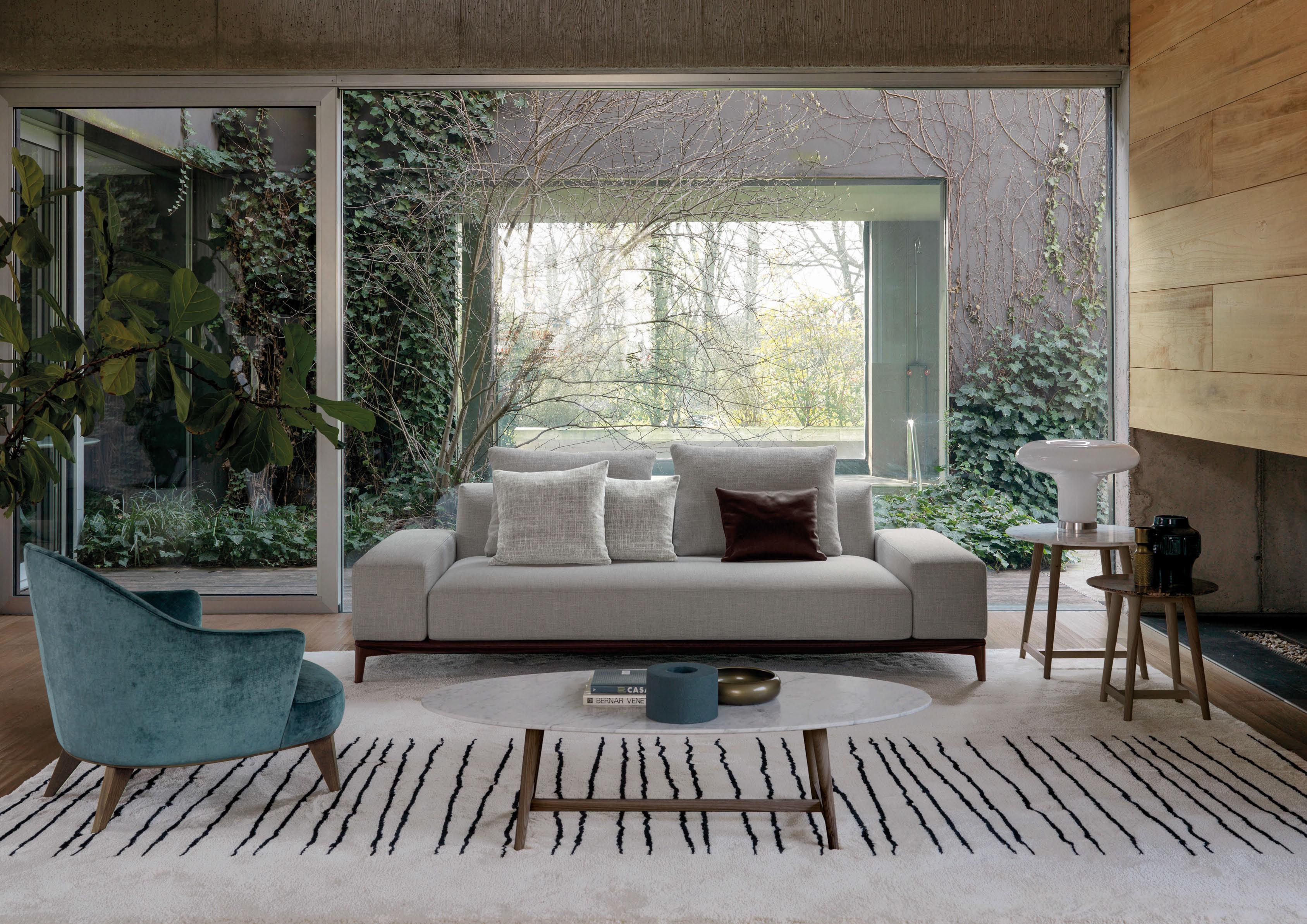 Alasia Luxury Italian Designer Sofa Italian Designer