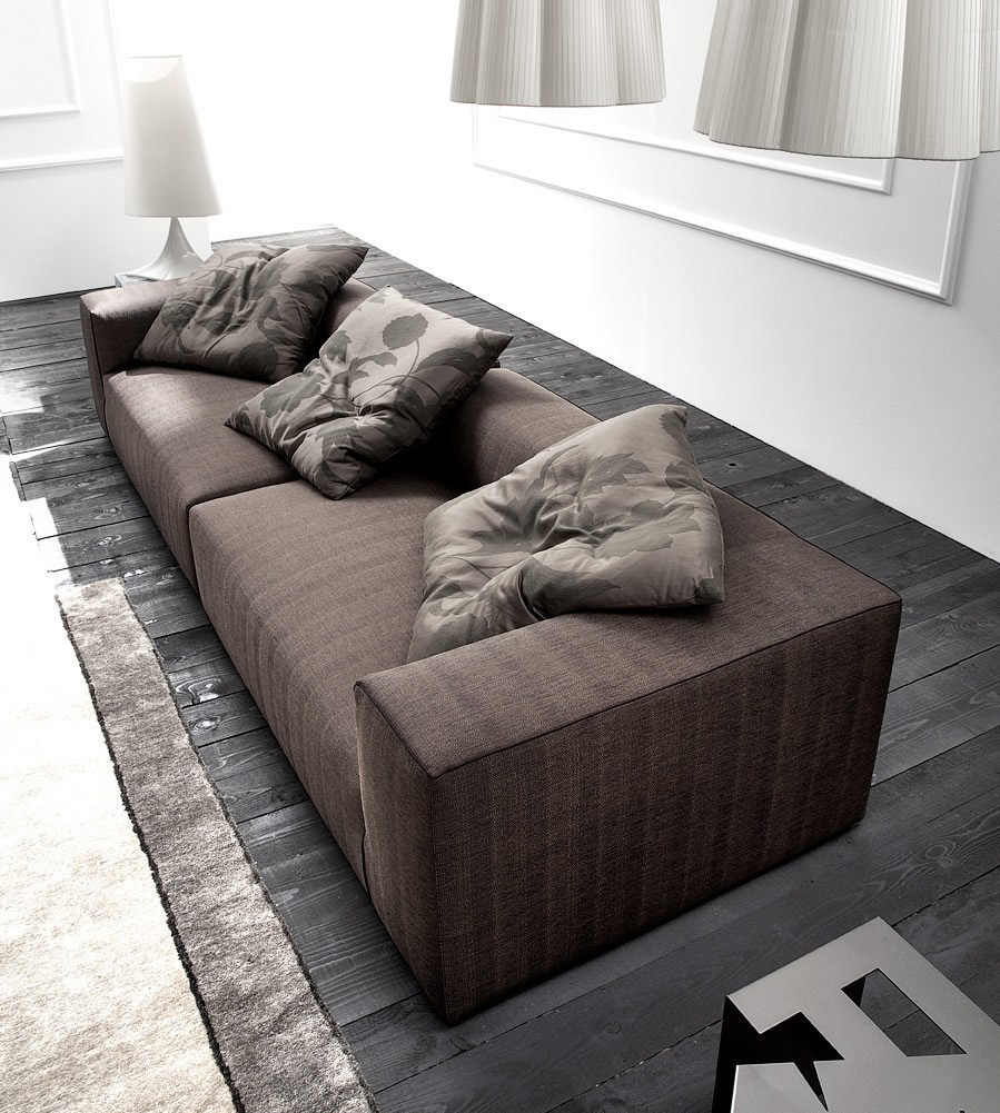 Contemporary Italian Luxury Dylan Sofa Italian Designer