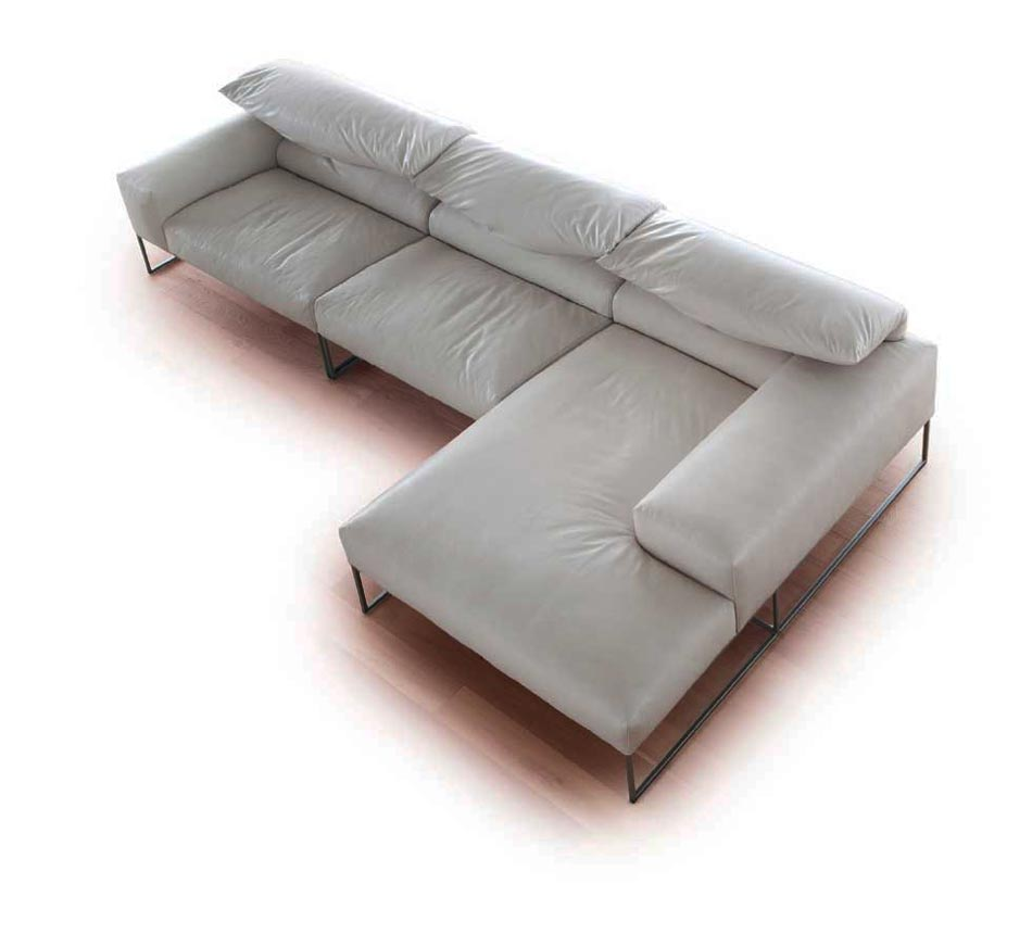 Contemporary Italian high end Forever Young Sectional  : erb foreveryoungsectional 01 img01 from cassoni.com size 950 x 872 jpeg 37kB