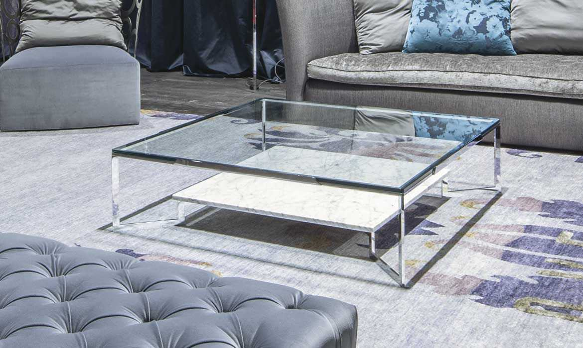 Contemporary Italian Luxury Paso Doble Coffee Table Italian Designer Luxury Furniture At Cassoni