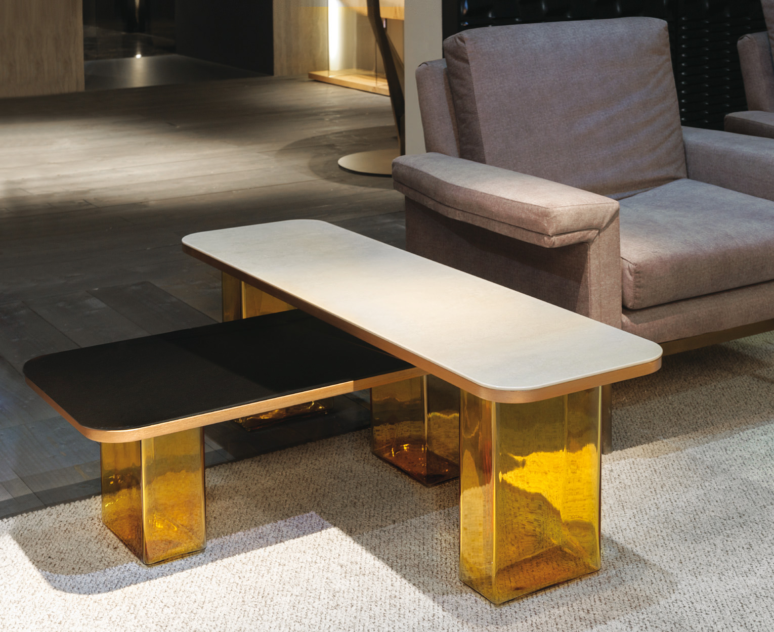 Lands Coffee Table Italian Designer & Luxury Furniture