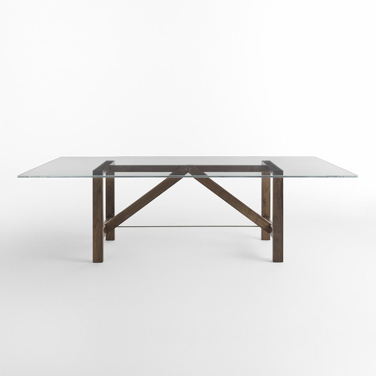 High End Capriata Glass Table   Italian Designer U0026 Luxury ...