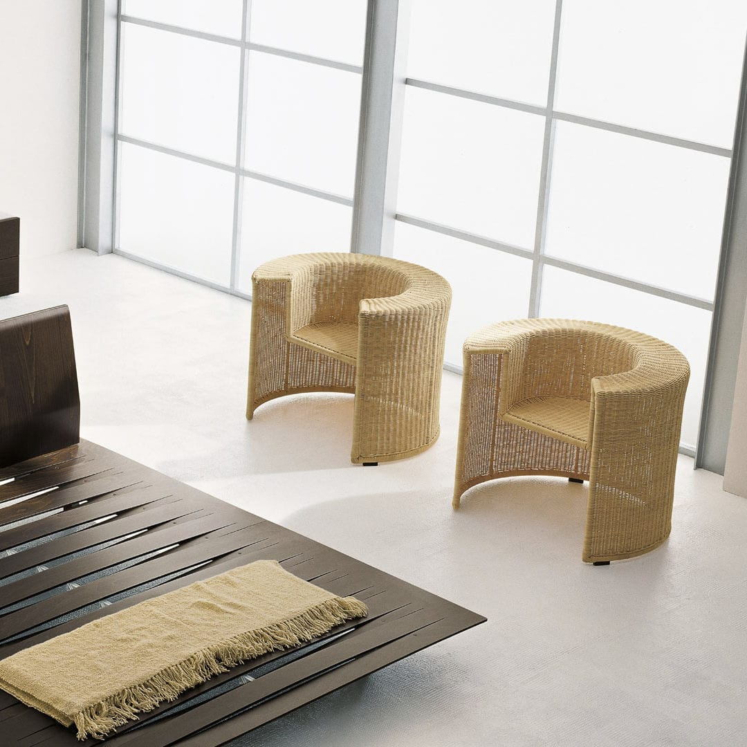 Luxury and high end charlotte lounge chair italian Modern furniture charlotte