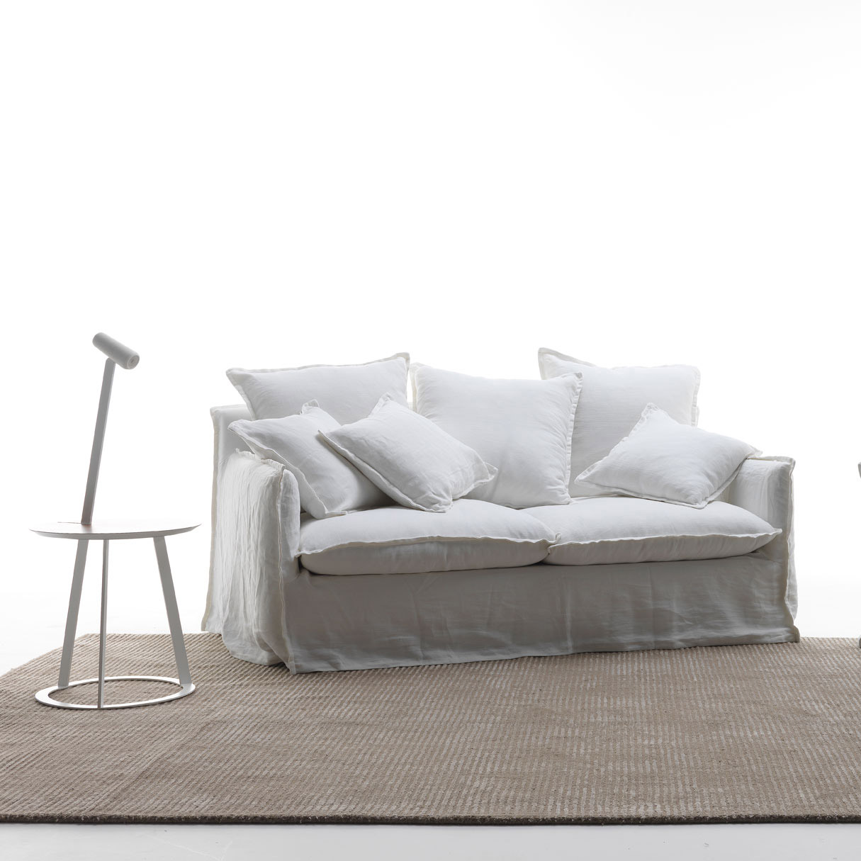 Milos High End Contemporary Sofa