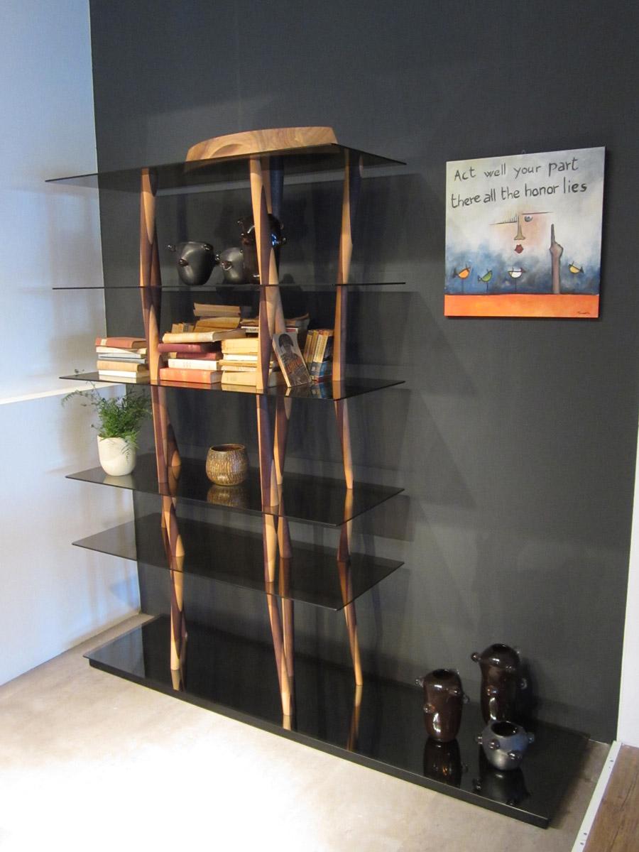 designer regal sendai crystal toyo ito, sendai crystal luxury designer bookcase - italian designer & luxury, Möbel ideen
