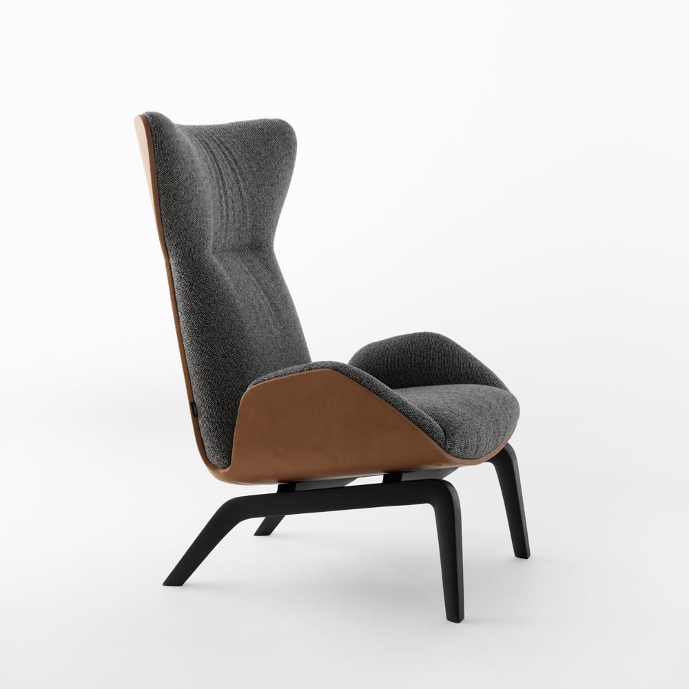 Soho Designer Lounge Chair Italian Designer Amp Luxury