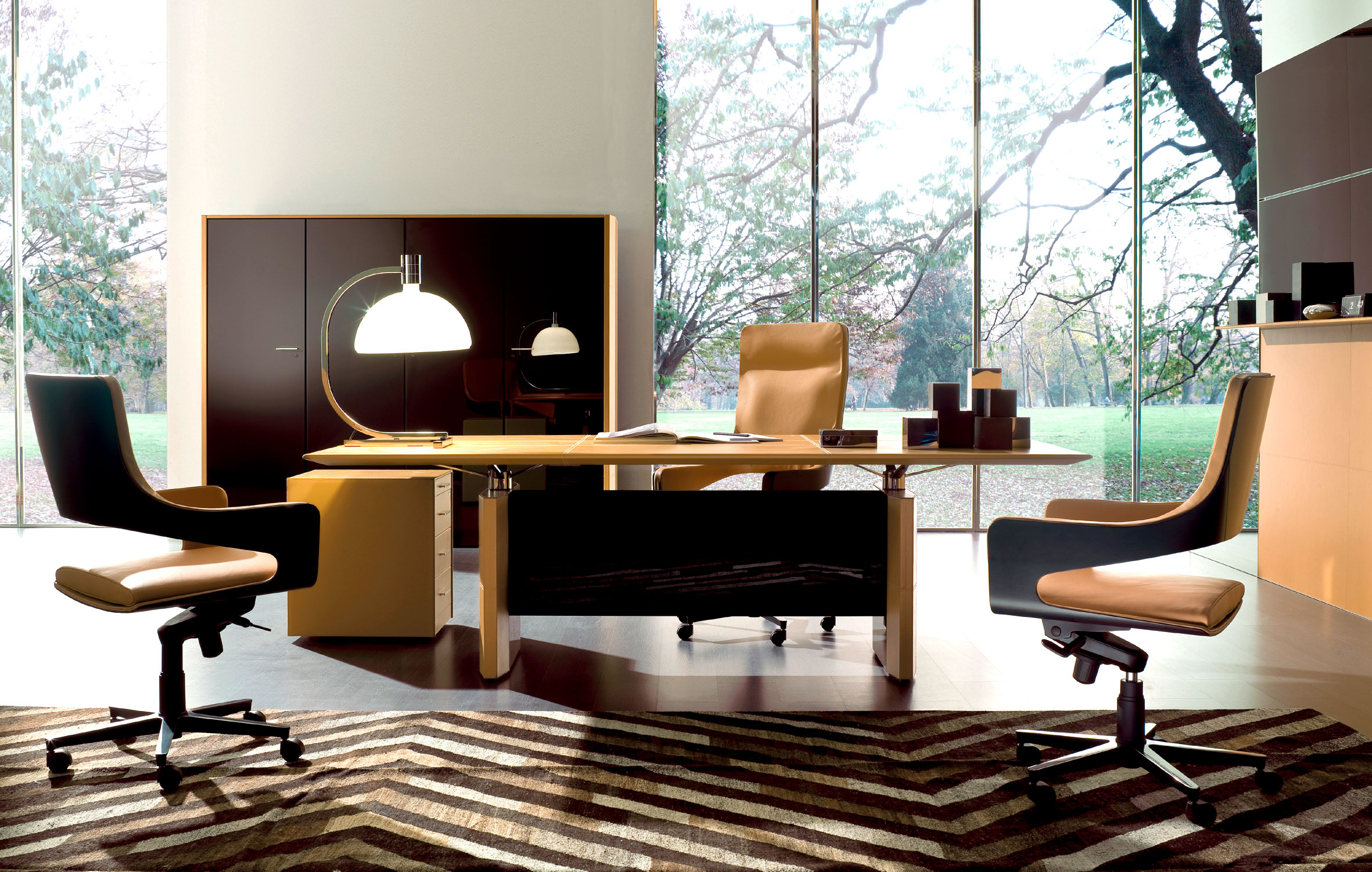 De Symetria High End Italian Design Desk Italian