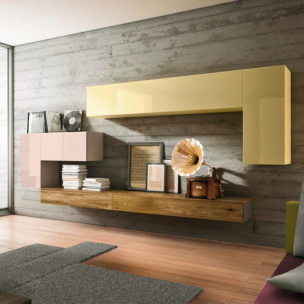Luxury Designer 36e8 Wall Unit Comps. 0261-0262