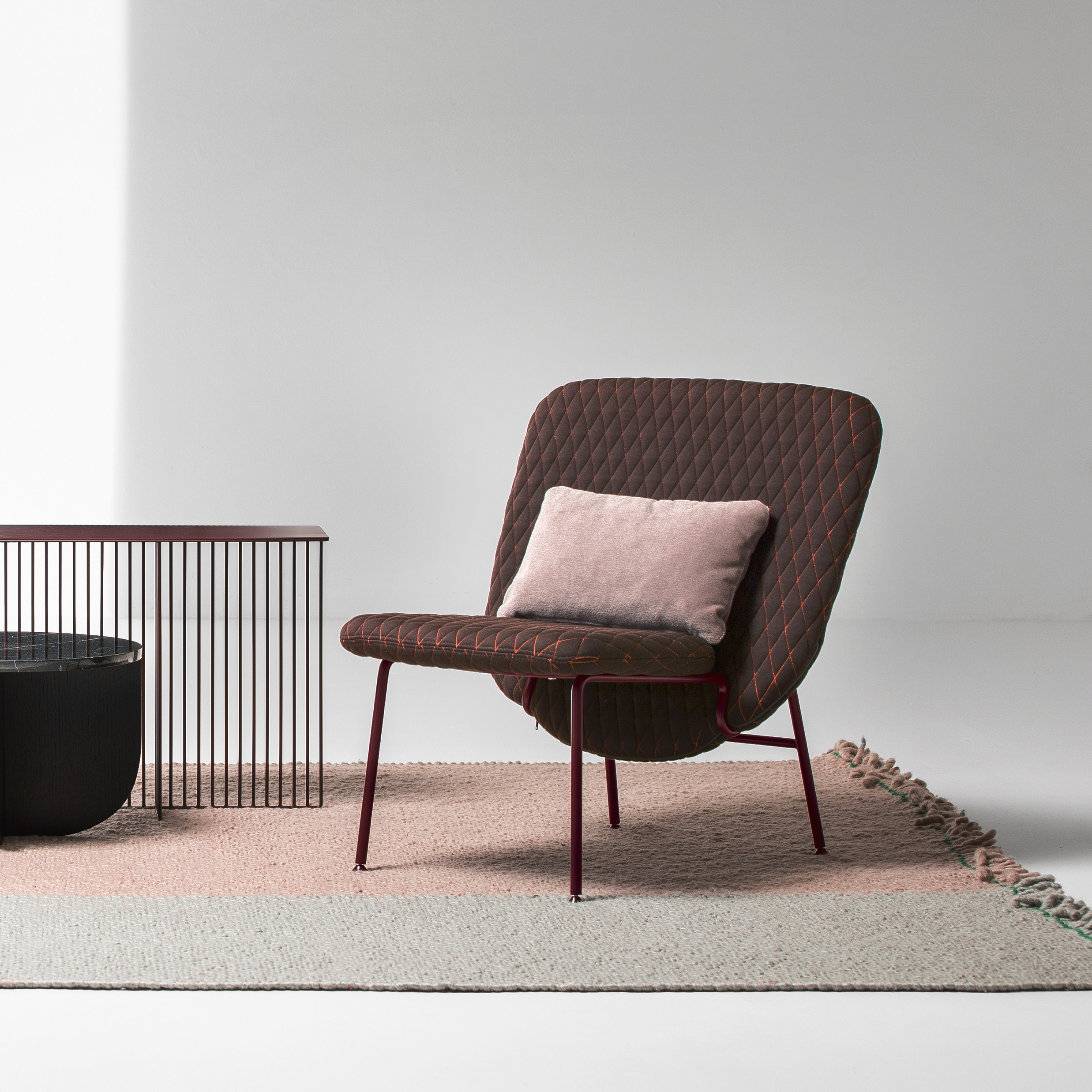 Exceptionnel Ala Small Lounge Chair