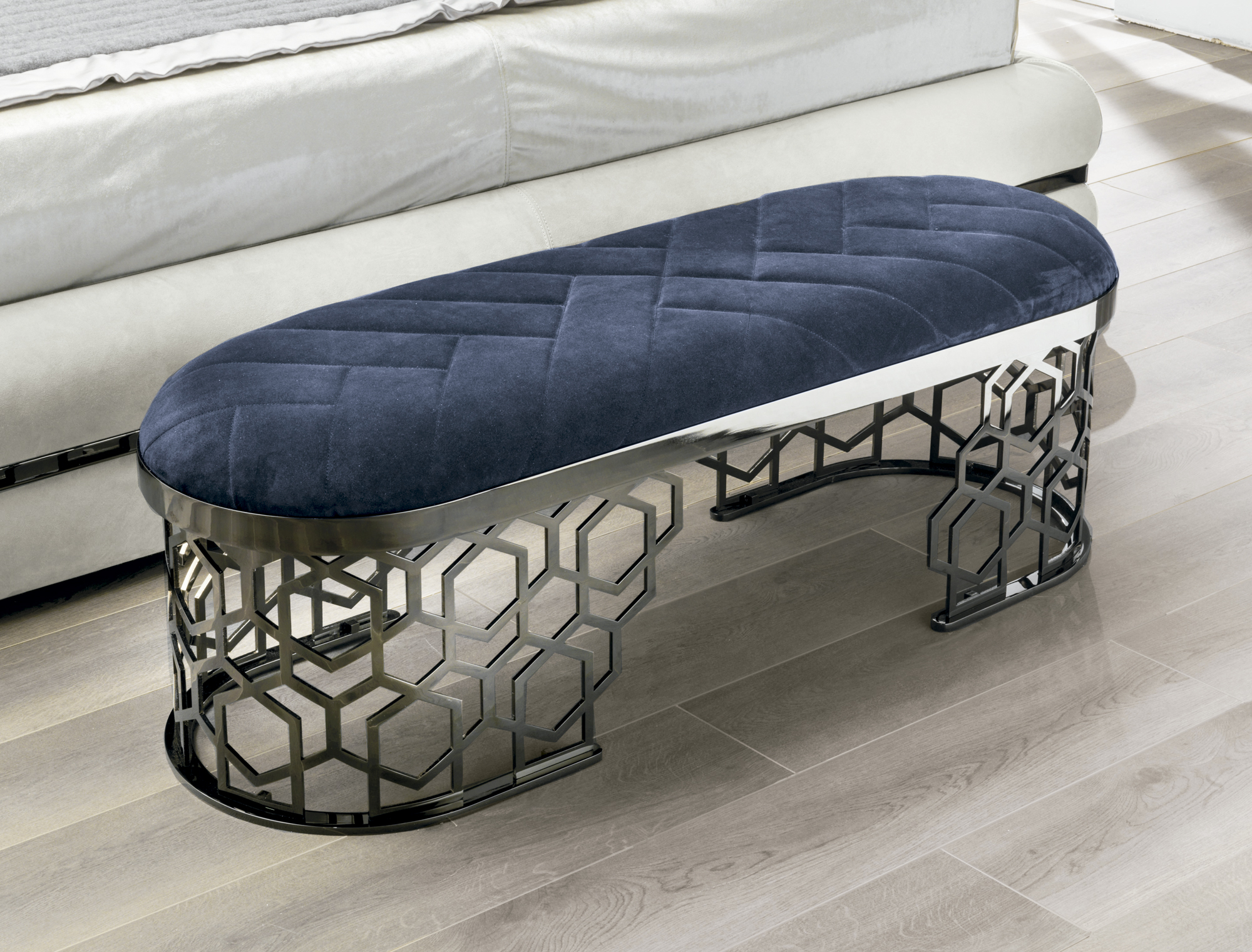 Amanda High End Italian Bench Italian Designer Amp Luxury