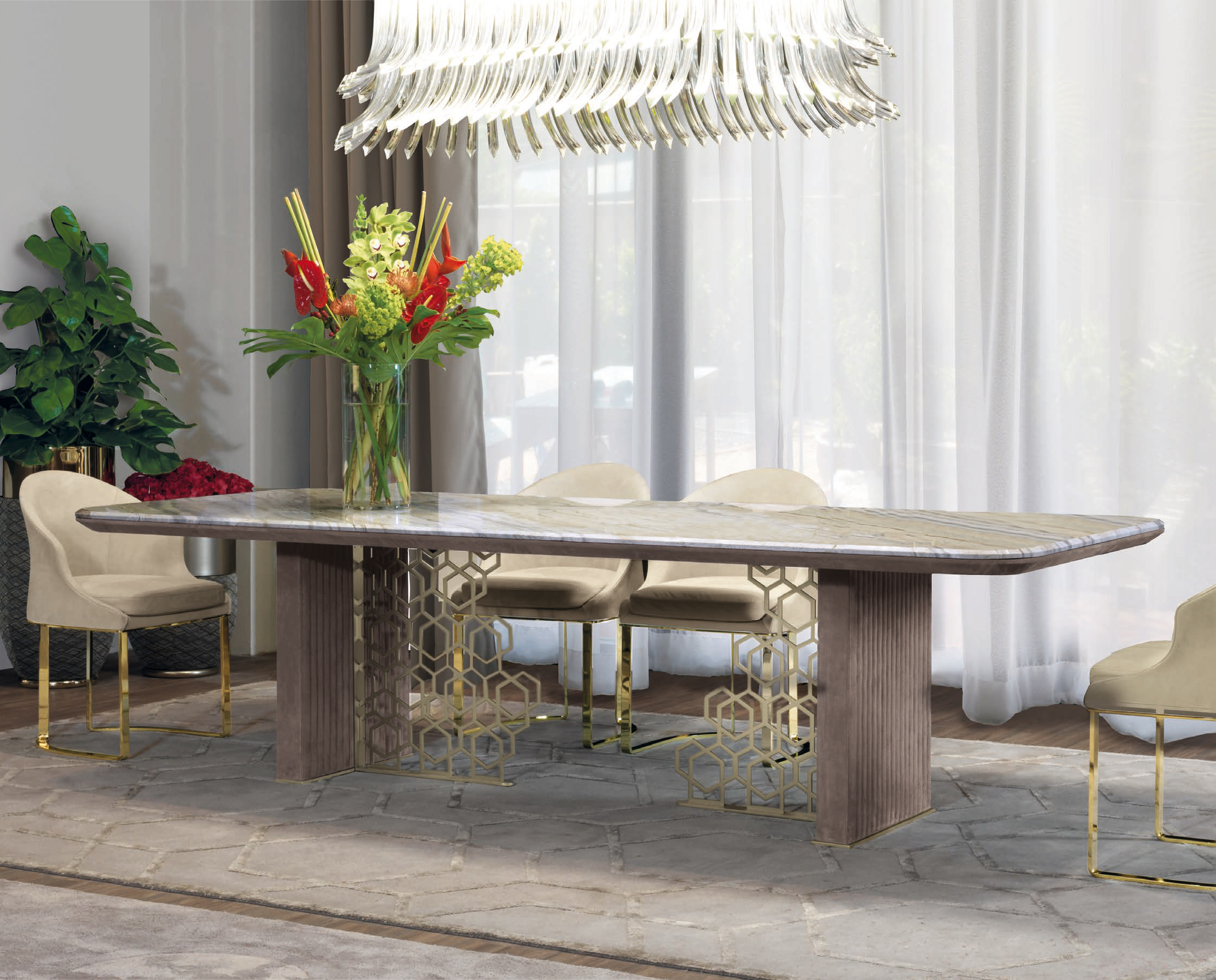 Merveilleux Excelsior Table · Excelsior Table ...